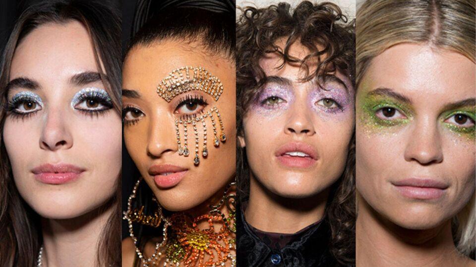 4 Runway Beauty Trends We'll Be Copying This Festive Season