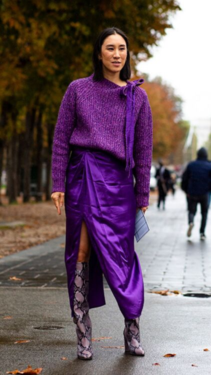 13 Reasons Why You Need To Embrace A/W19's Tonal Trend