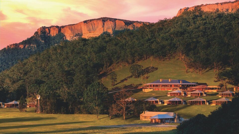 The Escape   Emirates One&Only Wolgan Valley Is The Remote Australian Hideaway Of Your Honeymoon Dreams