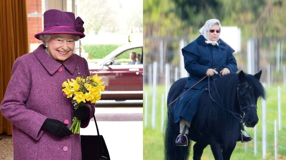 Queen Elizabeth II, 93, Just Rode A Horse
