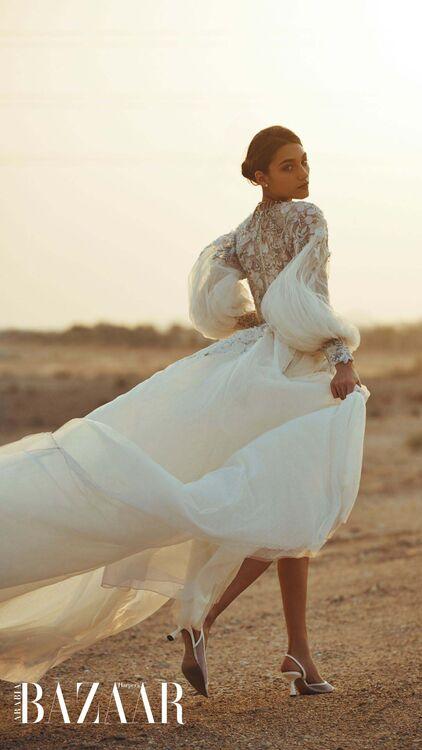 7 Stunning Saiid Kobeisy Wedding Gowns To Inspire Your Winter Wedding