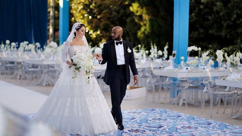 Inside The Wedding of Aya Nakkash And El Tayib El Hag Yousif