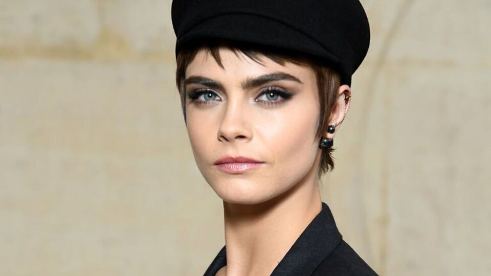 Cara Delevingne's Jet-Black Wig Will Make You Want To Turn To The Dark Side