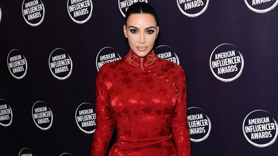 Kim Kardashian Wore A Vintage John Galliano For Dior Dress Last Night