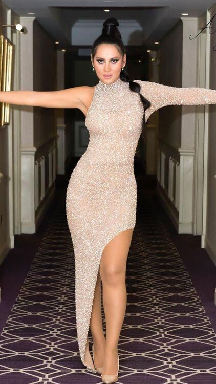 Best Dressed Celebrities: Cairo International Film Festival 2019