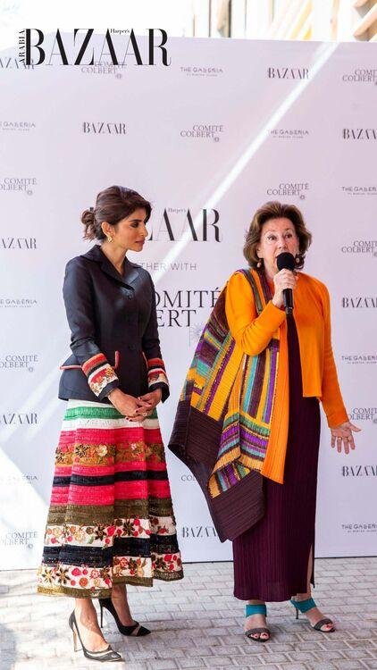 Pictures: BAZAAR Celebrates Flânerie Colbert Abu Dhabi