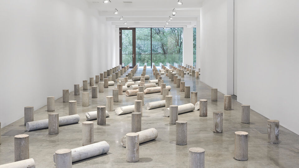 Beirut-Based Artist Rayyane Tabet's First Major Solo Exhibition In The UK Is On View Now