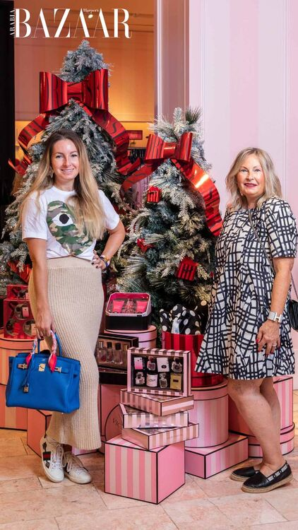 Pictures: BAZAAR Celebrates The Launch Of Victoria's Secret's Holiday Collection