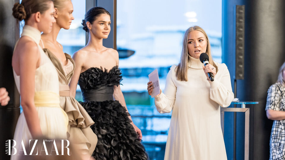 In Pictures: Inside Our First Look At Kristina Fidelskaya's Ethereal Eveningwear Capsule Collection