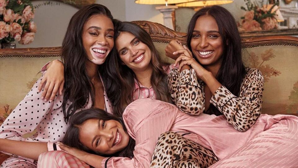 Victoria's Secret Just Dropped Their First Cashmere Collection And It's Utterly Dreamy