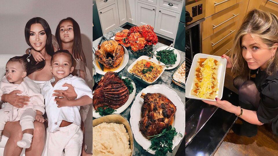 Best Celeb Instagram Posts From Thanksgiving 2019