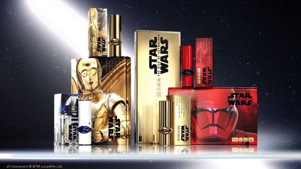 Beauty Jedi Pat McGrath Is Launching A Star Wars Makeup Collection