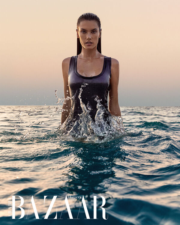 December Cover Star Alessandra Ambrosio On Her Mission To Save The Planet