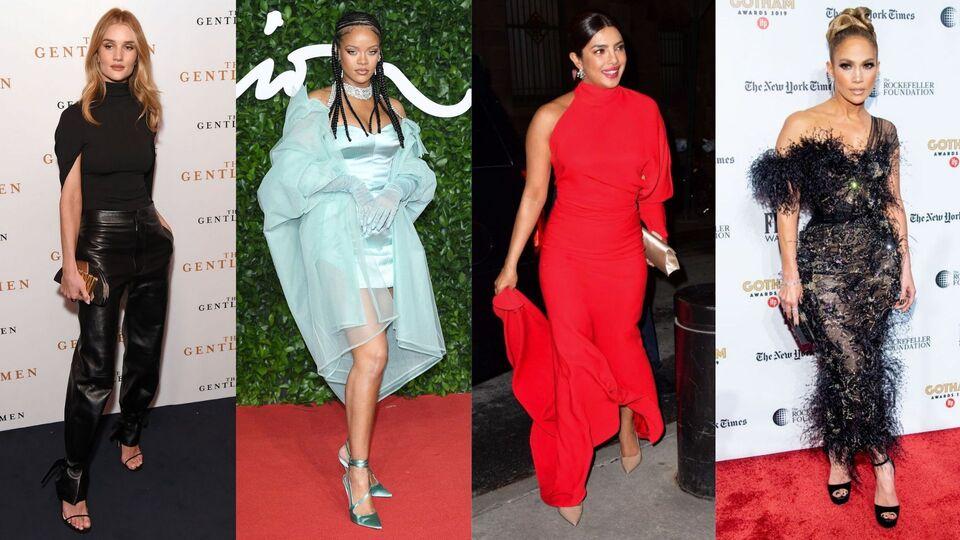 The Best Dressed Celebrities Of The Week: 5 December