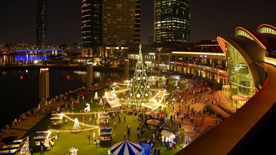 These Are The Best Festive Markets In The UAE This Month