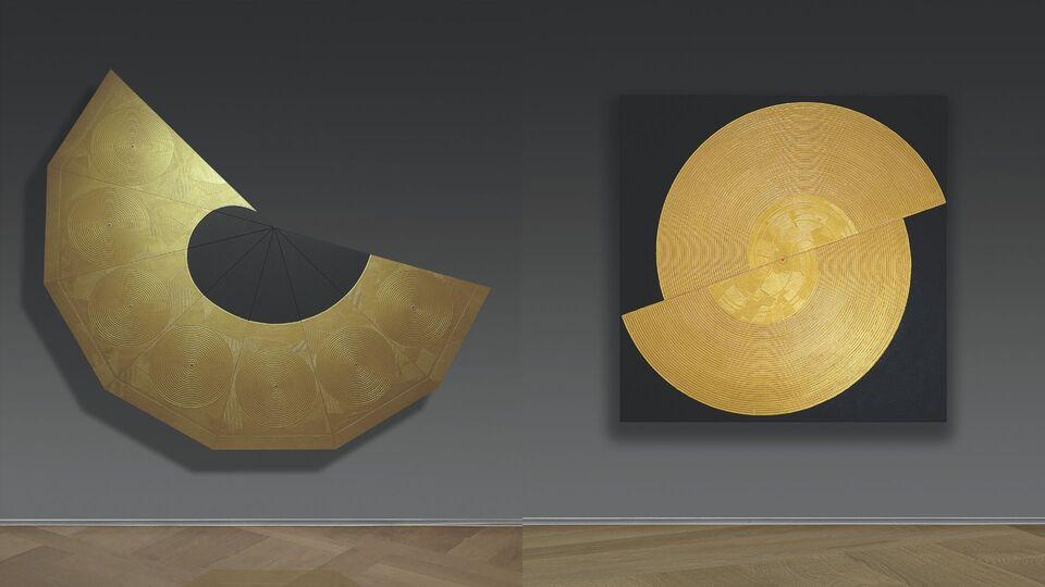 Inside Gianfranco Zappettini's Mesmerising Golden Age Exhibit