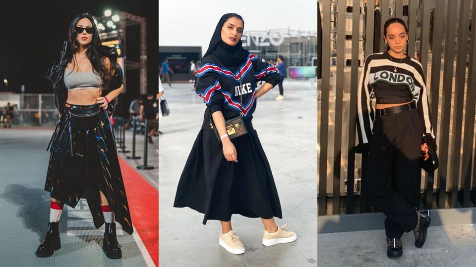 The Best Influencer Street Style Looks From Sole DXB