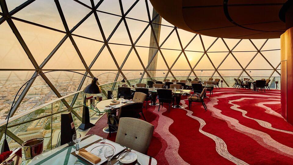 7 Of The Best Fine Dining Restaurants In Saudi Arabia