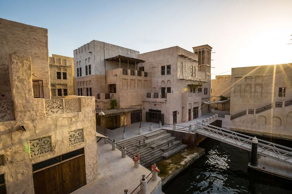 The Escape   Al Seef Heritage Hotel