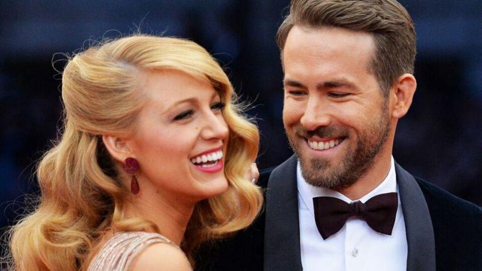 Blake Lively And Ryan Reynolds' Plantation Wedding Banned From Pinterest