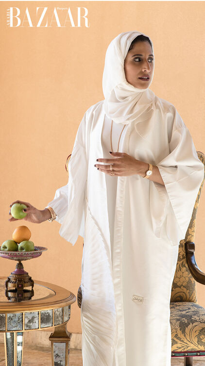 """Shamsa Habtoor Is On A Mission To Leave A Legacy """"That Isn't About The Finer Things In Life"""""""