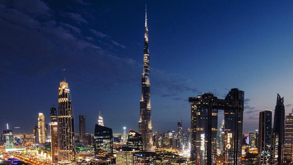 The Burj Khalifa Had More Uber Trips Than Disneyland This Year