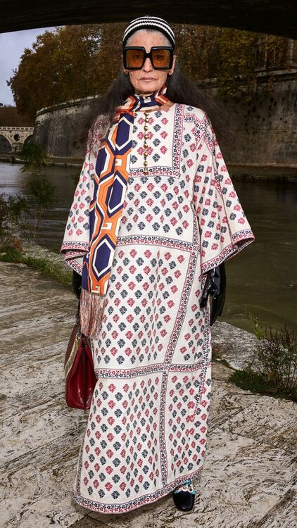 Gucci Release Its Pre Fall 2020 Look Book And Its Every Bit As Gucci As You'd Expect