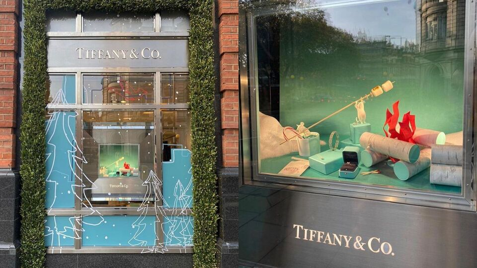 This Instagram Account Has Compiled The World's Best Christmas Window Displays