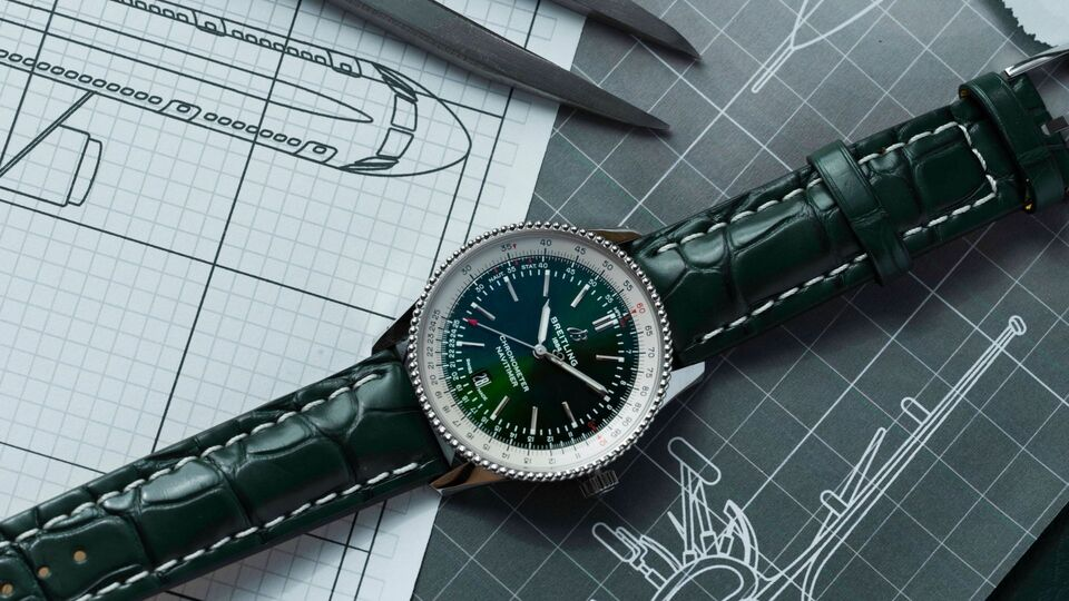 5 Outstanding Timepieces From Dubai Watch Week 2019