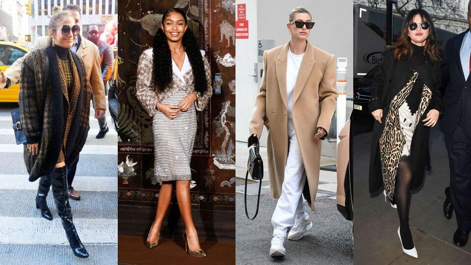 The Best Dressed Celebrities Of The Week: 12 December