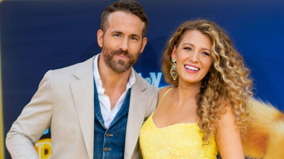 Blake Lively And Ryan Reynolds' Daughter Wants To Be An Actress