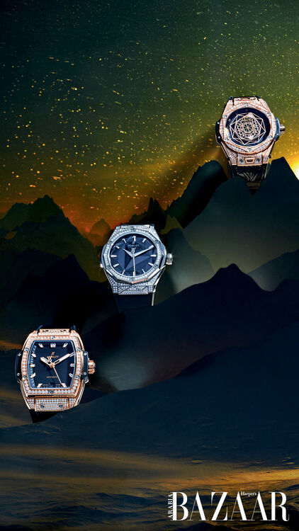 4 Timeless Hublot Timepieces Every Woman Should Invest In