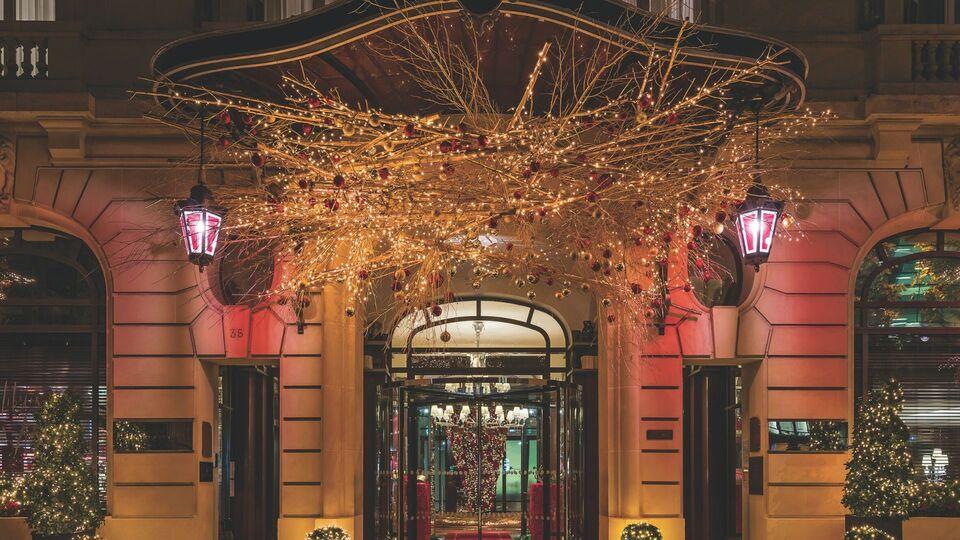 The Escape | Le Royal Monceau Raffles, Paris