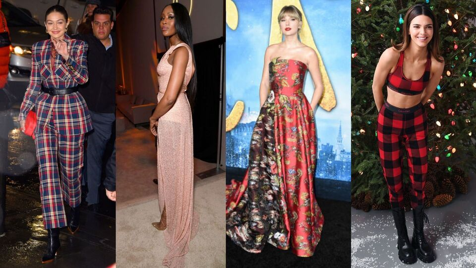 The Best Dressed Celebrities Of The Week: 16 December