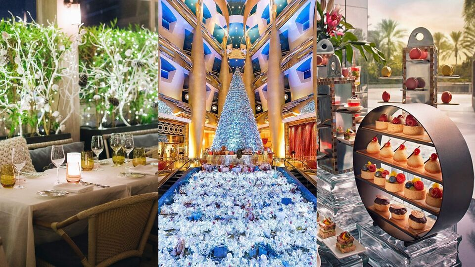 12 Ways To Spend Christmas In The UAE This Year