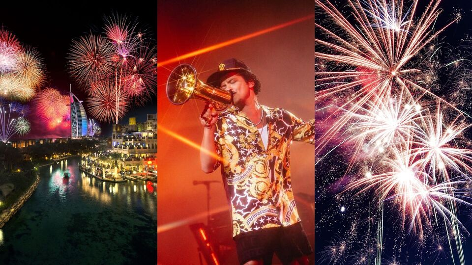 10 Ways To Celebrate New Year's Eve In The UAE This Year