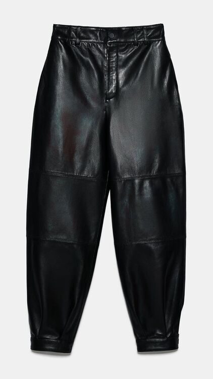 The Best Leather Trousers To Buy This Season