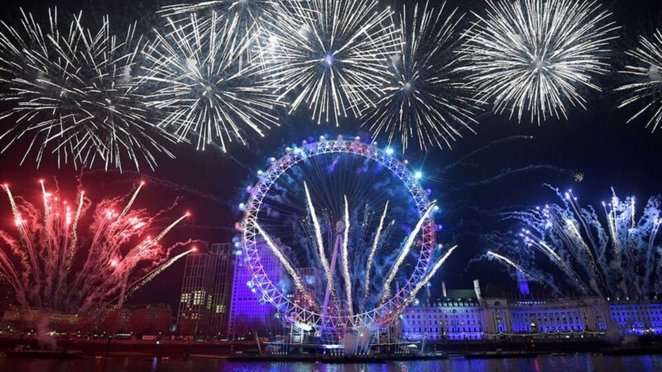 In Pictures: The Best New Year's Eve Celebrations From Around The World