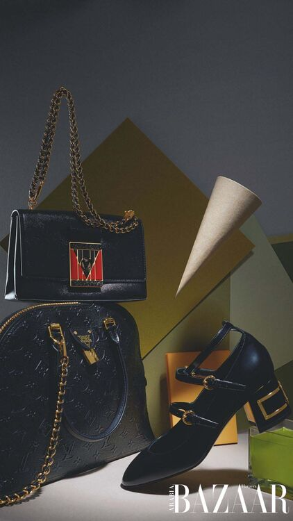 Spectacular Creations: Louis Vuitton's Cruise 20 Accessories