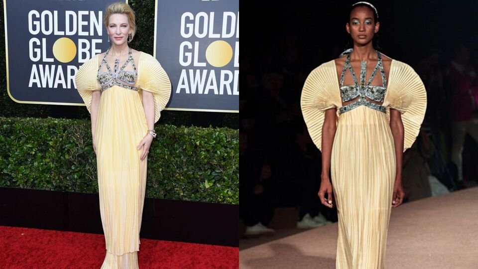 The Golden Globes 2020: From Runway To Red Carpet