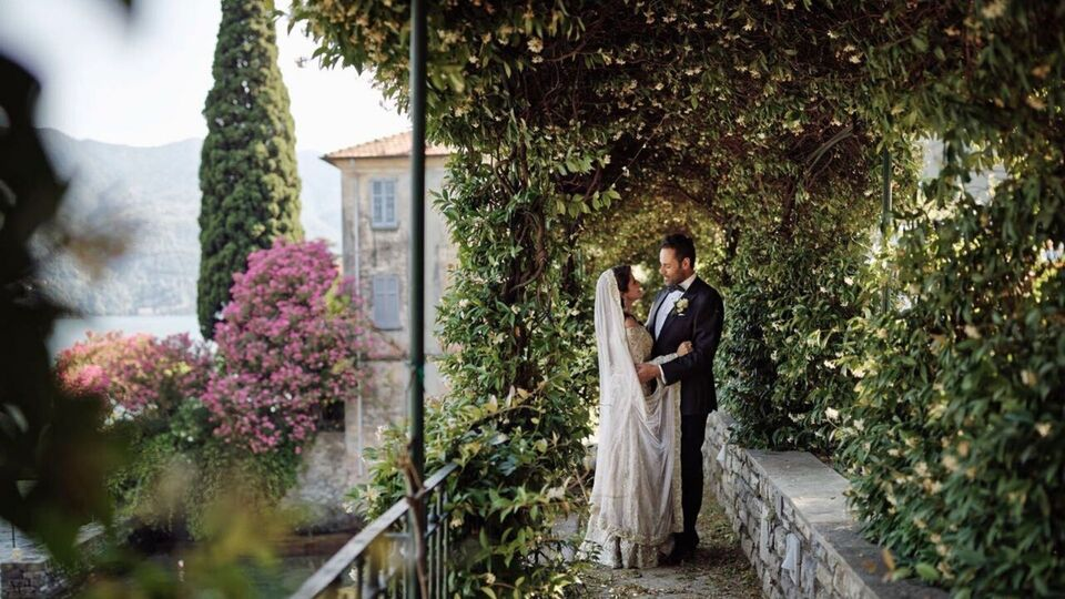 Inside The Wedding Of Rohma Nomani And Andrew Theunissen