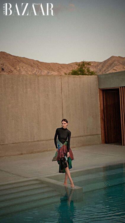 8 Effortless Looks That Are Perfect For Winter In The Desert