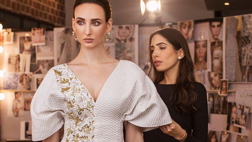 5 Saudi Fashion Designers To Know