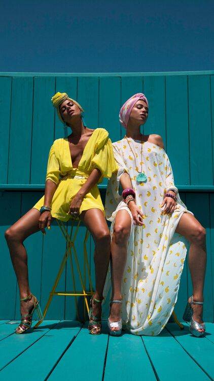 Modestwear Meets Old Hollywood In Julia Clancey's S/S20 Collection