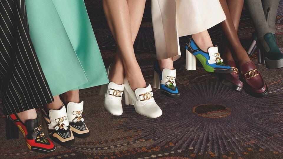 Emma Stone Stuns In Louis Vuitton's S/S20 Campaign