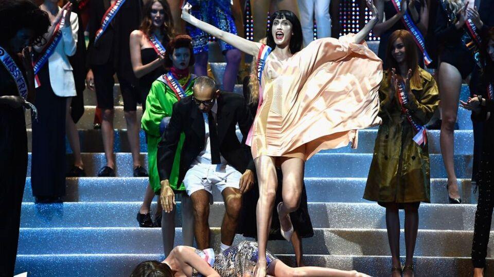 Jean Paul Gaultier's Best Runway Moments