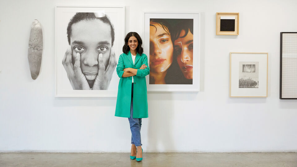This Online Gallery Is Breaking Barriers Between Emerging Artists And Art Collectors