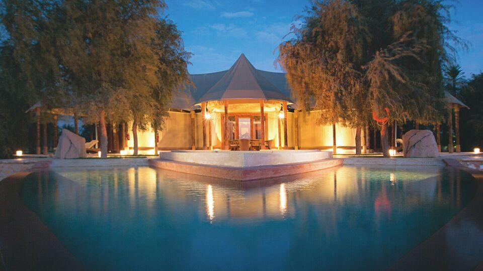The Escape | The Telal Resort, Al Ain