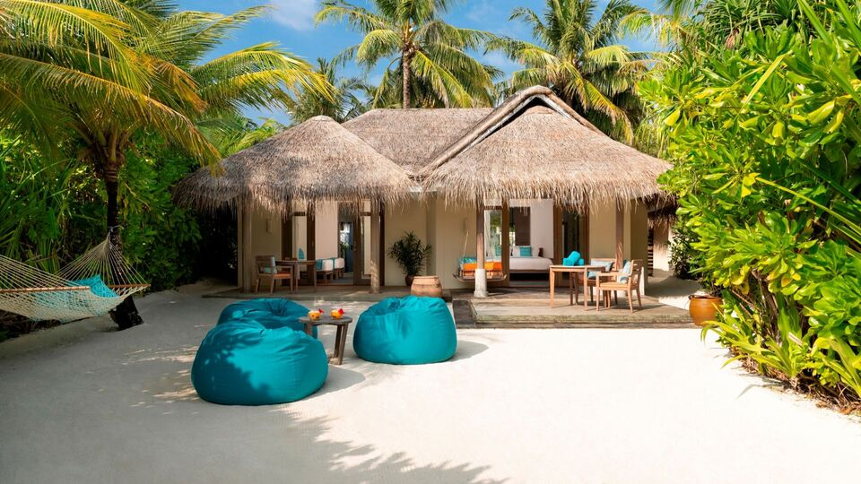 The Escape | One For The Kids: Anantara Dhigu, Maldives