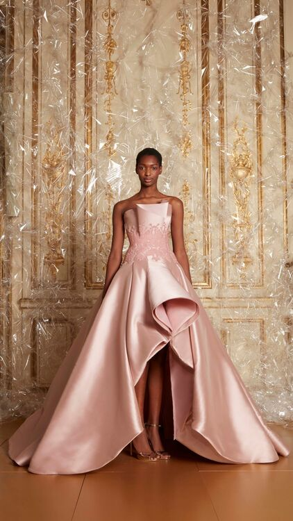 Inside Rami Al Ali's Enchanting S/S20 Couture Collection